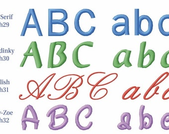 Personalize your Fabric Item, monogram, lettering, initials, embroider, pillows, storage bins