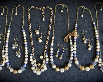 Bridesmaid Jewelry Sets
