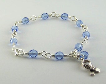 Eosinophilic Disease Awareness Bracelet