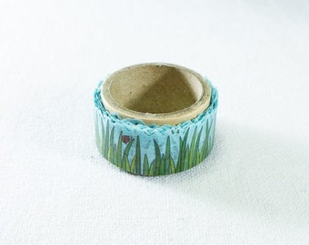Yano design debut series Grass washi tape 20mm x 5M