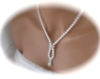 Bridal Necklace Wedding Necklace Bridal Jewelry Pearl Jewelry