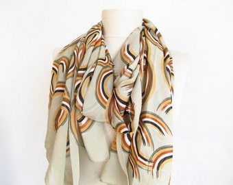 Chiffon Scarf - woman scarves - fashion scarf- birthday gift