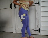 Moon and Stars Cutie mark pants