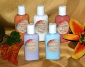 Goats Milk, Honey and Shea Butter Lotion  2 oz Travel Size  5 Lotions for Fifteen  Dollars Free Shipping