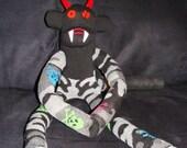 Scarey Evil Vampire Demon Mega Monkey