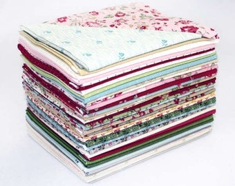 Fat Quarter Bundle - New Quilters First 40pcs