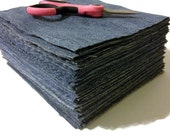 Denim Fabric Squares DIY quilt You Make It Denim Quilt Medium Light Denim Quilting Squares Precut Fabric