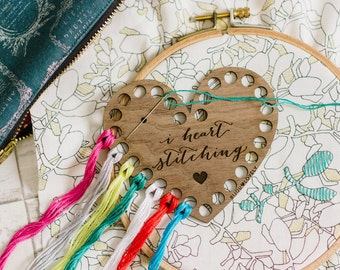 I Heart Stitching - Thread Organizer