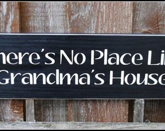 There's No Place Like Grandma's House