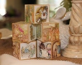 Peter Rabbit Baby Blocks - Available in other THEMES