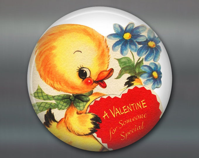 Valentines gift for her - valentines day gift for kids - valentines day decorations - valentine magnet for kitchen - fridge magent MA-1349