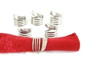 Napkin Rings 6 piece set