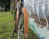 Wooden Bike Fender set
