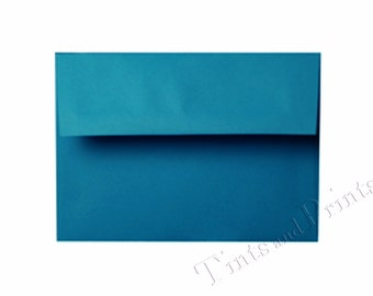 A7 Envelopes Alpine Blue Set of 25 - for 5x7 cards and invitations