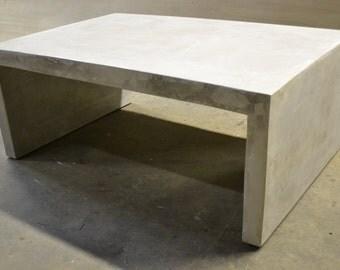 Concrete Slab Coffee Table, Concrete Furniture- Free Shipping