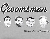 Groomsmen Shirt (Groomsman Gift)
