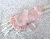 Lolita Wrist Cuff - Sweet Pink