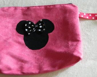 Minnie Mouse Diaper Travel Bag