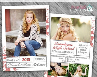 Instant Download- These are the Days Grad Ann 5- custom photo templates for photographers on Whcc, Millers and ProDigitalPhot