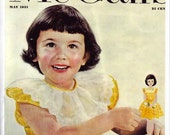 Printable Betsy McCall Paper Dolls May-December 1951