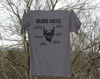 No Shave November - Beard Facts - (November Prostate Cancer Awareness Month) - TW