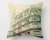 Pillow Cover - Empire State - home decor, photo pillow, throw pillow