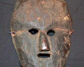 Nepal Shamanic Mask, Terai