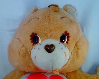 Clearance Halff Off LIFE SIZE Gigantor Care Bears Tender Heart Bear 36 Inch Tall Huge Big gaint