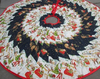 72 Inch Christmas Tree Skirt