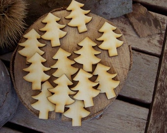 Christmas Trees - Small size package