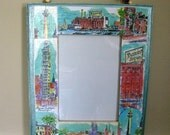 Classic Baltimore Collage Frame