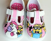 KIDS Custom Canvas Shoes
