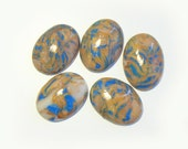 Handmade polymer clay Cabochon - Sarubbest