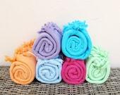 Express Shipping Set of 6 Turkish Towel Turkish Bath Towel Turkish Beach Towel Bridesmaid Gift  Wholesale Towel