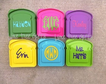 Personalized Sandwich Holder - Asst Colors
