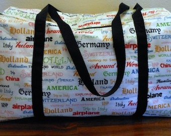 Large Duffel Bag Destinations to Visit Explore or Include in Your Trip