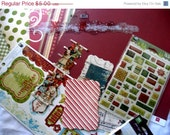 Scrapbook Paper Stickers More All NEW - Cardstock - Christmas