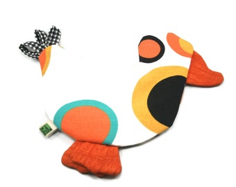 No Stuffing No Squeaker Extra Durable Dog Toy Duck