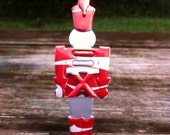 Coca Cola Drummer Soldier - Christmas Ornament or Magnet