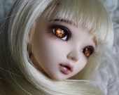 BJD eyes Doll eyes Hand made available in 12141618202224mm Fantastical Fawkes made to order