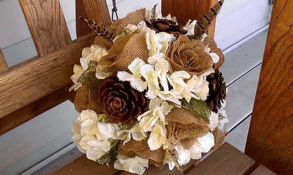 Country Style Natural Bouquet