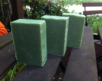Green Apple Hard Cider Soap Bar