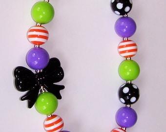 Halloween Necklace #1