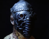 Plague Doctor Mask Insectoid - Face Hugger in Latex