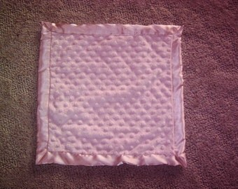 Personalized Pink Silky 15 x 15
