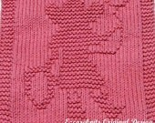 Knitting Cloth Pattern - COWGIRL