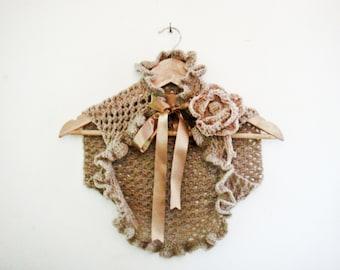 Crochet Pattern Shrug in 3 kid sizes, Girl Crochet Wrap Bolero Pattern 230