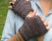 SALE!!! Grays and Blues Fingerless Gloves