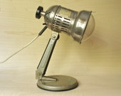 "Vintage Industrial Lamp ""Radebeul II"" by Johannes Richter jr for Grandiosa"