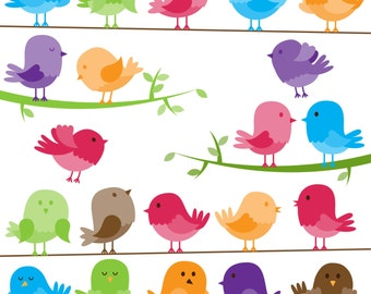 Birds Photoshop Brushes - Commercial and Personal Use